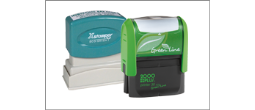 Eco-Friendly Stamps